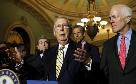 Fate of U.S. domestic surveillance program uncertain after Senate vote