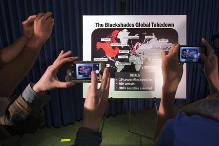 Swede gets 4-3/4 years in U.S. prison over BlackShades software
