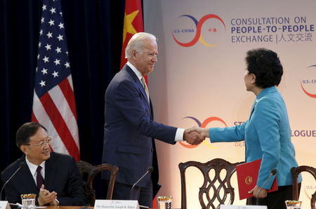 U.S. airs deep concerns over cyber security in China meetings