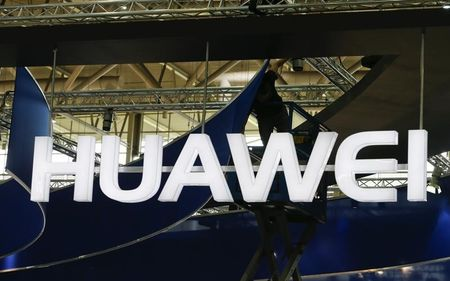 Huawei Technologies' H1 smartphone revenue more than doubles in China