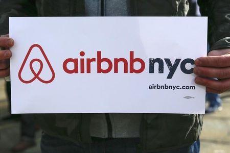 Airbnb hires Blackstone CFO Tosi: Bloomberg
