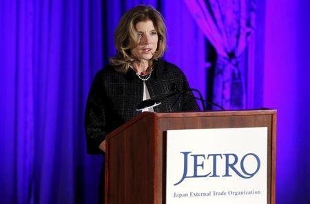 U.S. Ambassador Caroline Kennedy used personal email for official business: audit