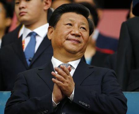 U.S., China stress positives ahead of Xi trip