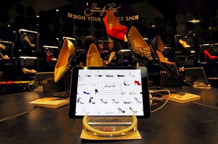 Online retailer dreams of printing off bespoke shoes at home