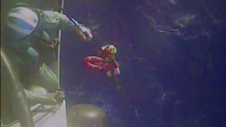 Body found in search for ship sunk in hurricane: Coast Guard