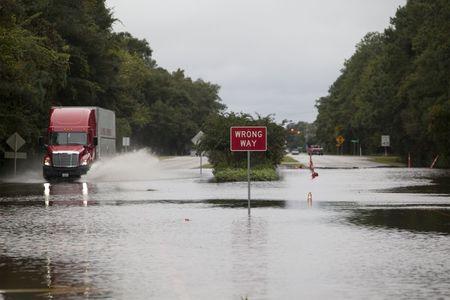 Nine people dead in South Carolina amid historic rains: governor
