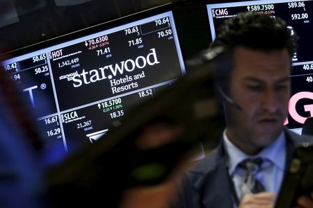 Some Starwood Hotels payment systems hit by malware