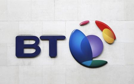 BT suffers temporary network problems