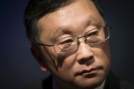 Blackberry CEO says tech firms should comply with lawful access requests