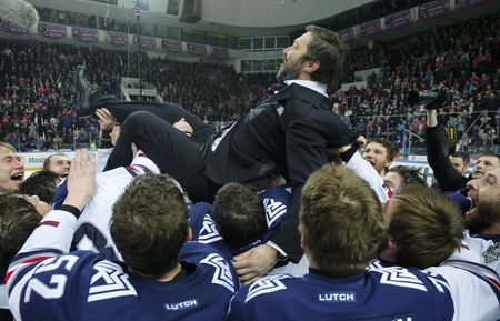 KHL: Metallurg Magnitogorsk Win Russian League