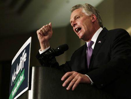 Virginia governor under FBI probe over campaign donations: CNN