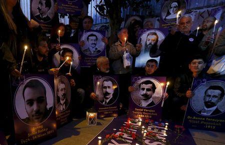 Armenian migrants in Turkey live in shadow of century-old massacre