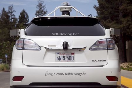 Special Report: Inside Google's quest to shape the rules of the driverless road
