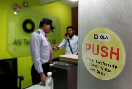 Uber vs. Ola: How fight for Indian taxi market ended up in court