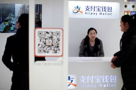 Samsung to partner with Alibaba affiliate on mobile payments in China