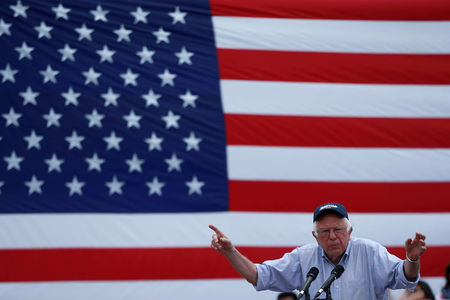 Democrats, seeking unity, give Sanders say in party platform