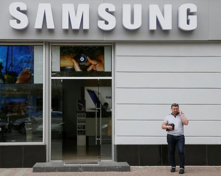 Samsung Elec to defend interests against Huawei patent suits