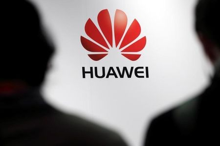 China's Huawei says first-half sales revenue rose 40 percent year-on-year