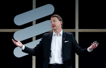 Ericsson ousts CEO as investors lose patience over returns