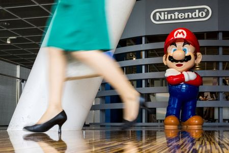 Nintendo in wider-than-expected first-quarter loss, but hopes high for Pokemon GO
