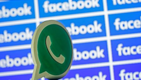 Brazil prosecutor freezes $11.7 million of Facebook funds due to WhatsApp case