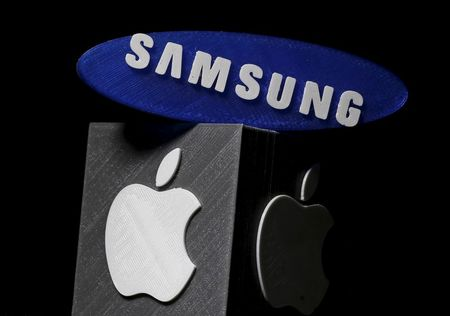 Apple says Supreme Court should rule against Samsung over patents