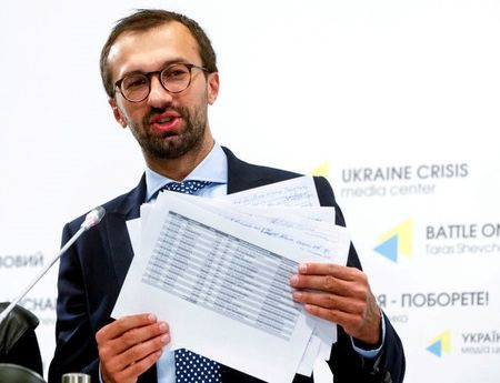 Ukrainian MP offers more details on alleged payments to Trump campaign chief