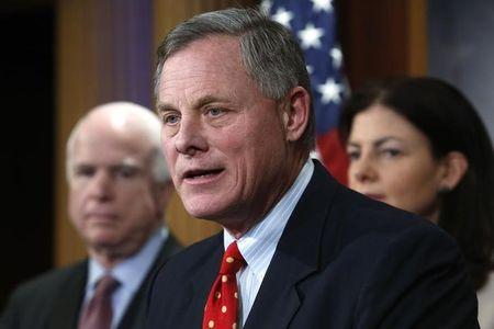 Tech firms' encryption foe struggles for U.S. Senate re-election