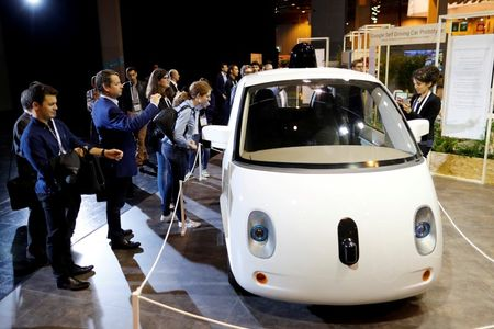 Google hires Airbnb exec to commercialize self-driving cars