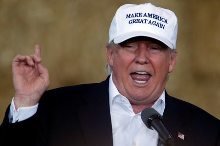 Trump vows crackdown on immigrants who overstay visas if elected