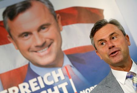 Far-right candidate ahead in polls to win Austrian presidency
