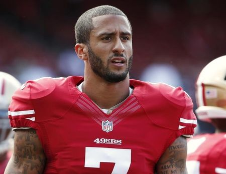 Kaepernick protest prompts backlash from NFL greats