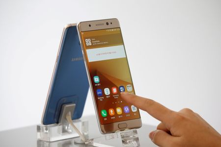 Samsung says China phone fire caused by external heat