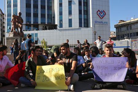Turkey dismisses almost 28,000 teachers over terrorism links: deputy PM