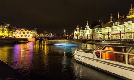 Roboats ahoy: Amsterdam canals picked to test self-driving fleet