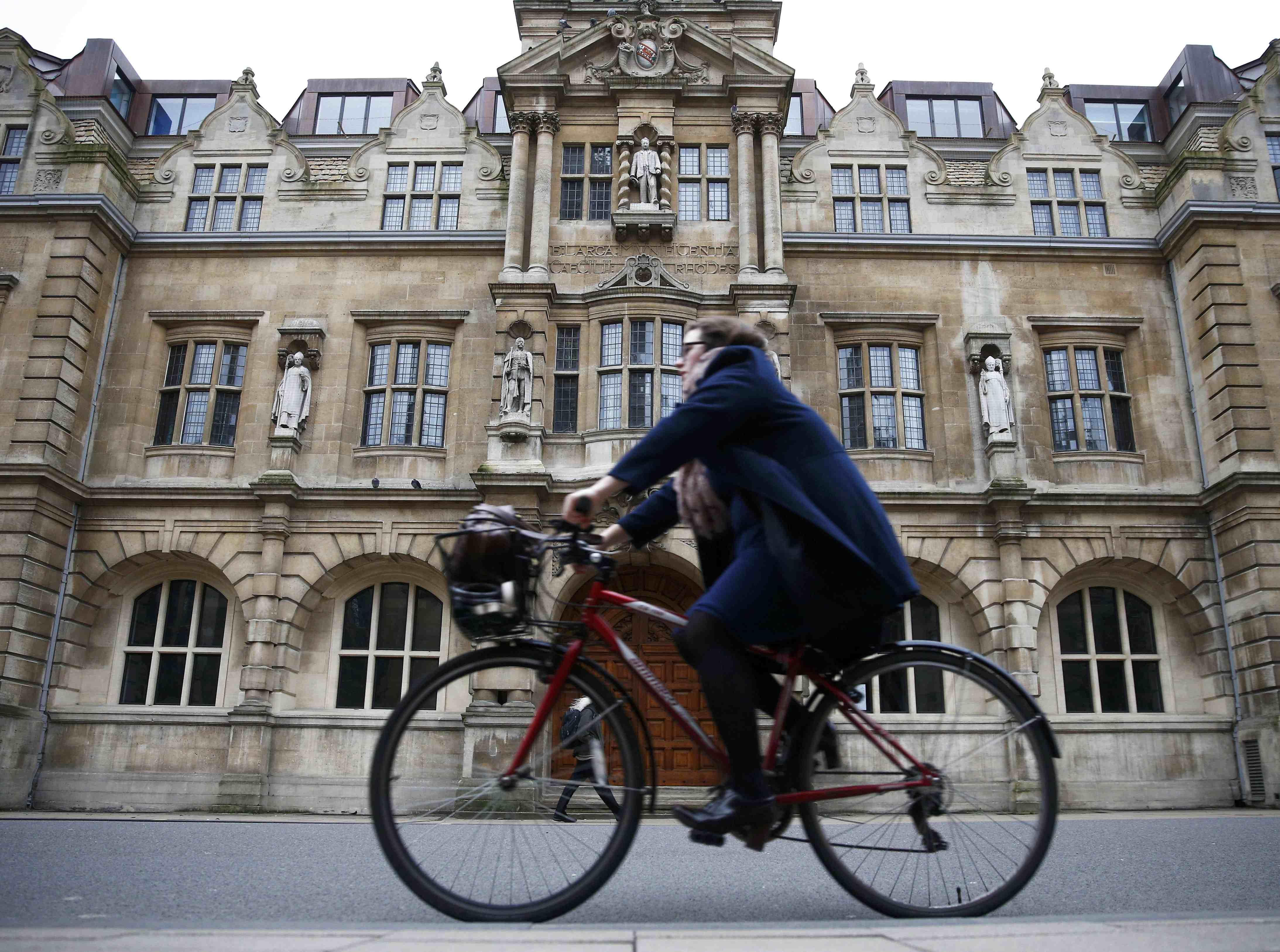 Oxford Tops List of World's Best Universities