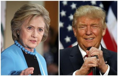 Debates to help half of U.S. voters decide between Clinton, Trump: poll