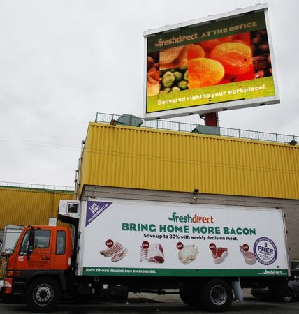 Online groceries retailer FreshDirect raises $189 million