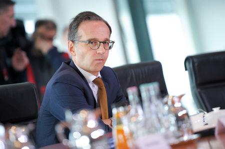 German minister sets March deadline for fight against online hate