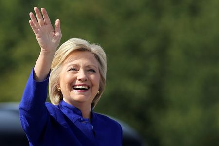 Reuters/Ipsos States of the Nation: Clinton leads in Florida