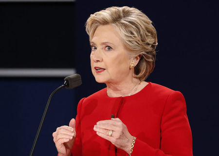 Asian viewers give nod to Clinton after first presidential debate