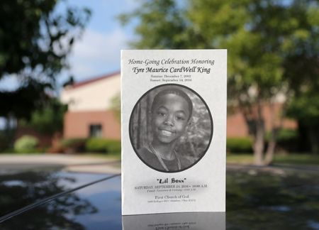 Families of black victims killed by Ohio police want independent probes
