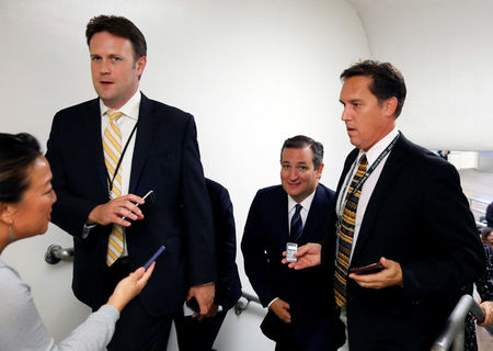 Stop-gap bill to avoid government shutdown fails Senate procedural vote