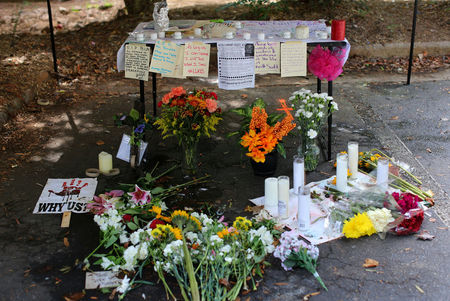 Charlotte shooting victim's wife said he threatened family: court papers