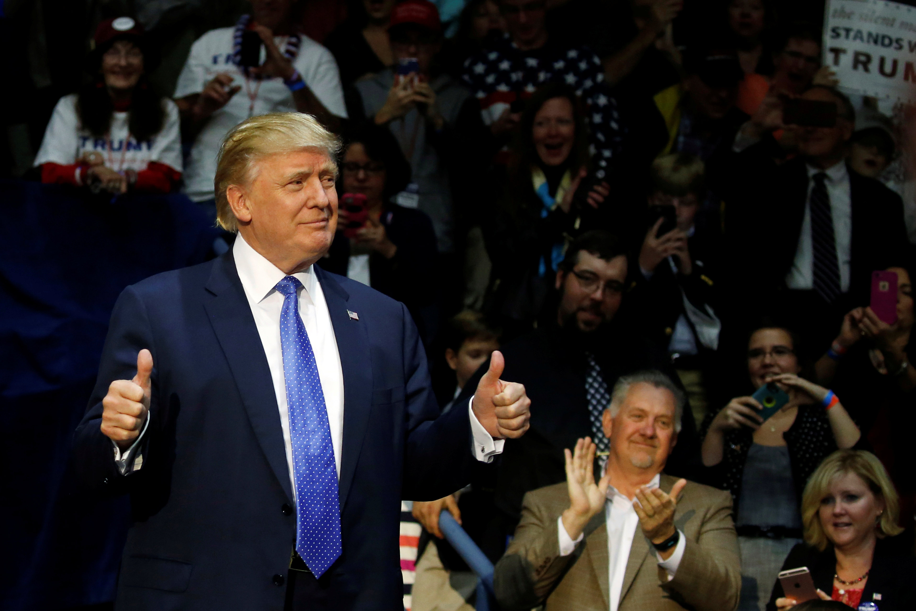 Trump to lay out what he would do in first 100 days if elected president