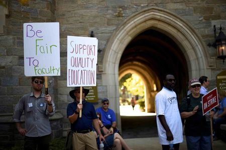Pennsylvania college faculty ends strike after tentative deal