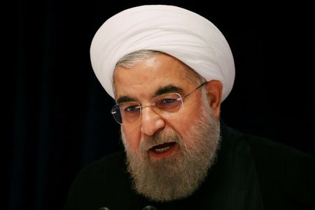 Iran's president says U.S. election offers only bad or worse choice