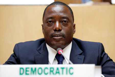Congo's Kabila courts regional support as opposition prepares 'red card'