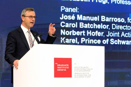 Church raps Austria's far-right presidential candidate for invoking God