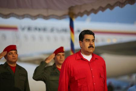 Pope urges Venezuela's Maduro to alleviate people's suffering